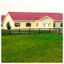 Paddock - Office/Stallion Barn